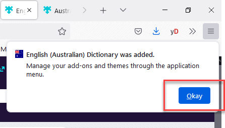Firefox instruction 07