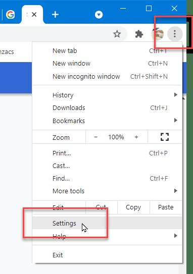 Finding spellcheck in Google Chrome