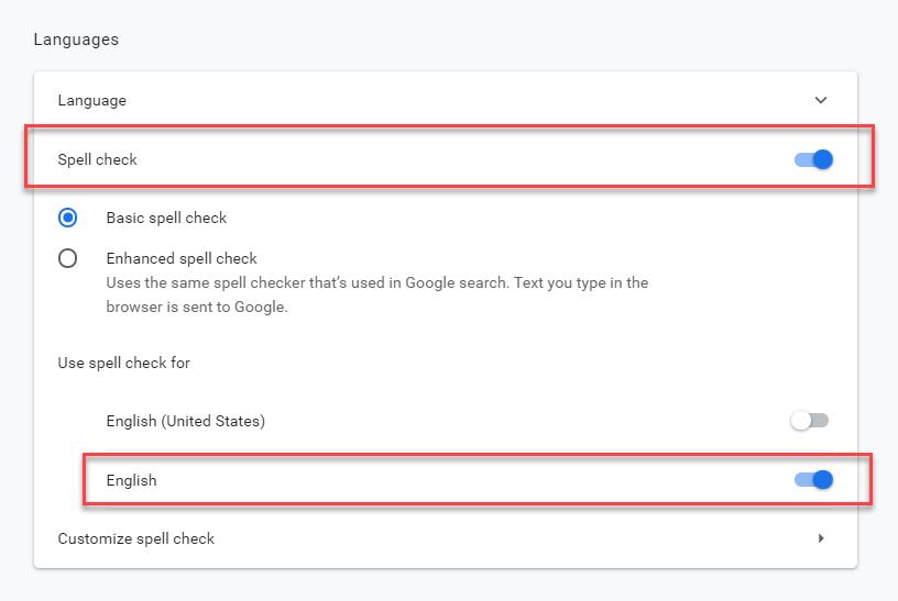 instruction Chrome 3