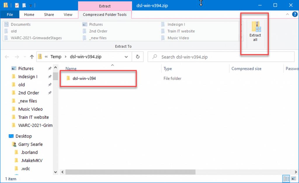 ServerPress Installation screenshot
