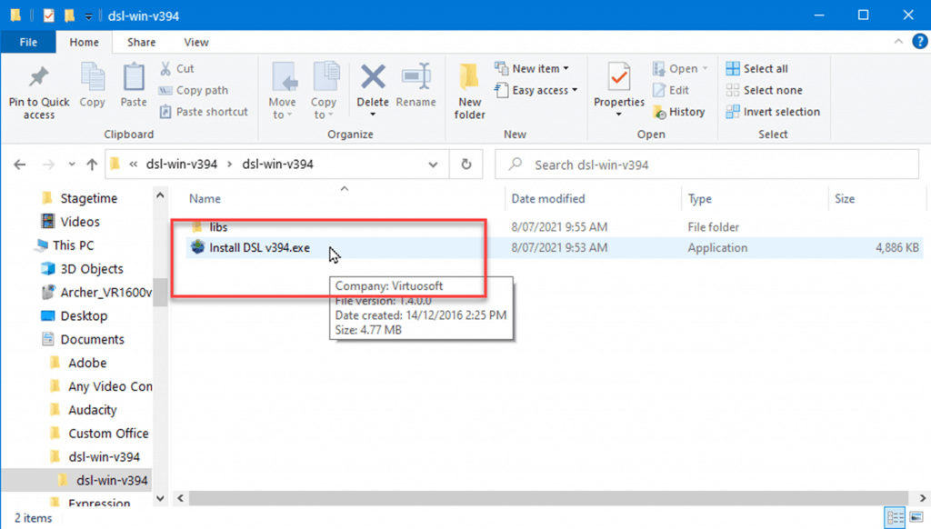 ServerPress Installation screenshot 07
